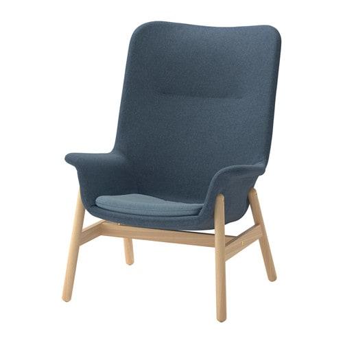 Fauteuil scandinave ikea - Fauteuil scandinave bleu